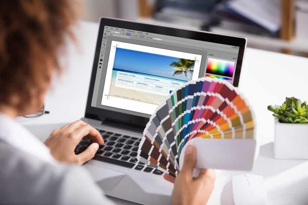 paleta RAL-projekty graficzne-spady