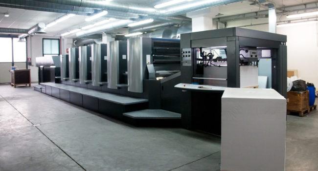 maszyna do druku offsetowego maszyna drukarska drukarnia